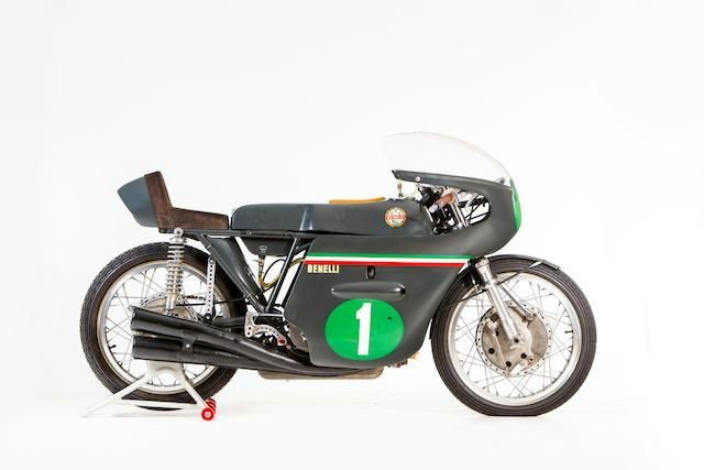 1964 BENELLI 250CC GRAND PRIX RACING MOTORCYCLE (LOT 680) SOLD by Auction (picture 1 of 1)