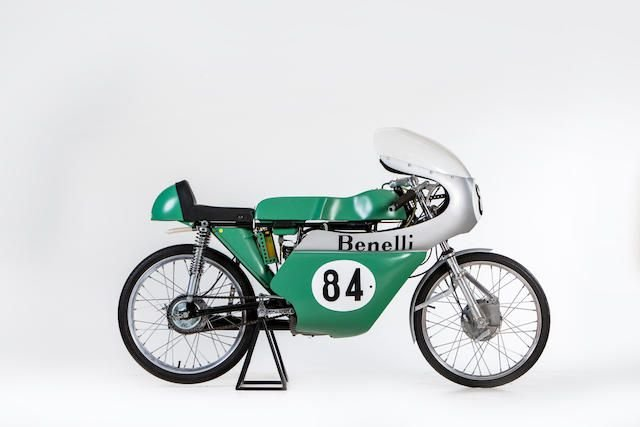 C.1969 BENELLI 62CC PROTOTYPE RACING MOTORCYCLE (SEE TEXT) SOLD by Auction (picture 1 of 1)