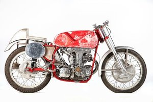 1952 BENELLI 250CC GRAND PRIX RACING MOTORCYCLE (LOT 697)