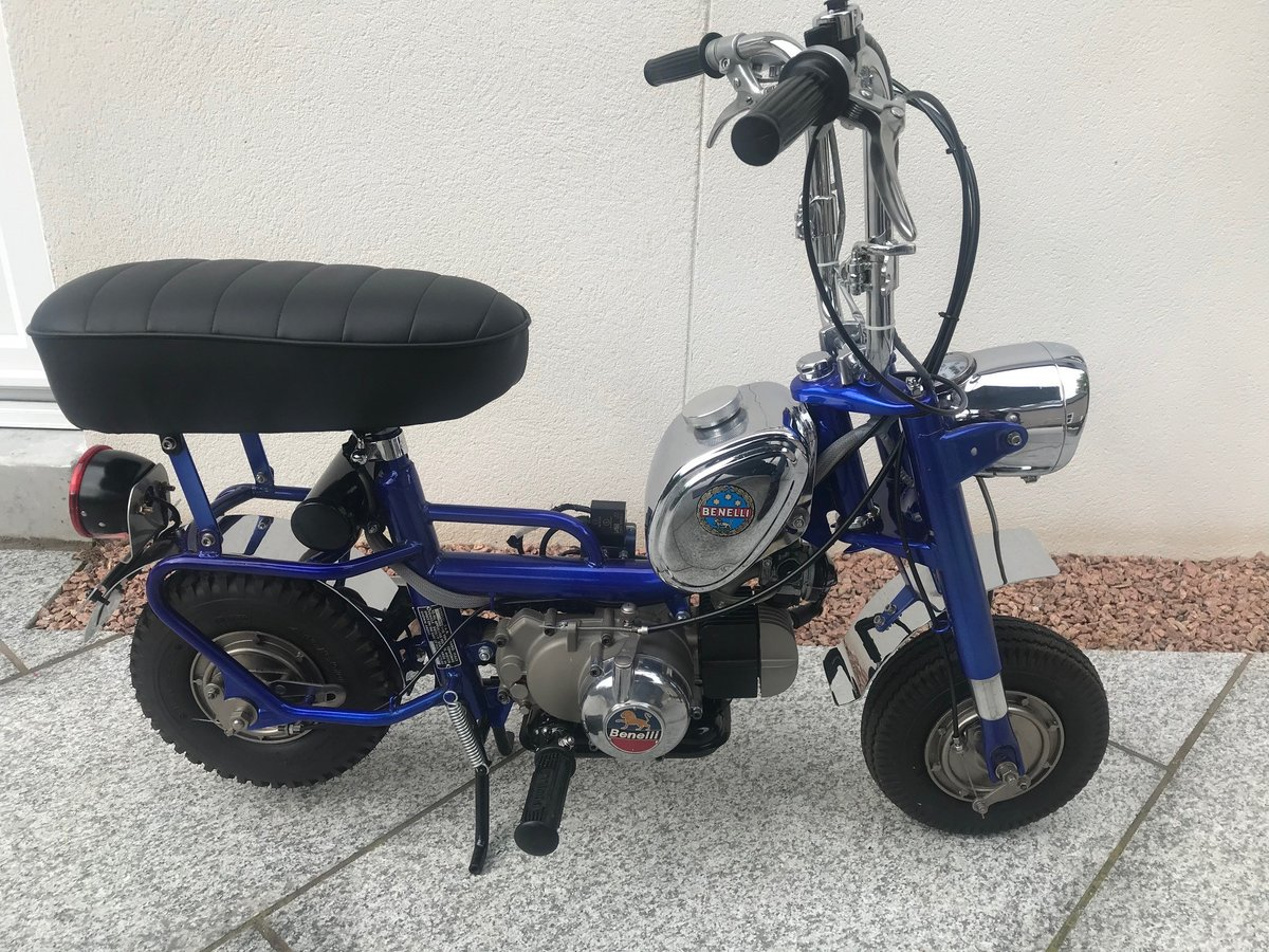 1970 Benelli Buzzer – Fully Restored For Sale (picture 1 of 6)
