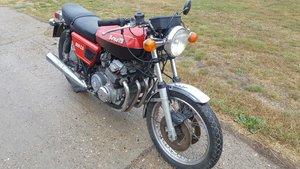 1979 Benelli 500LS Project