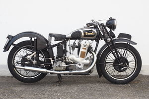 1936 Benelli 500 4TN For Sale