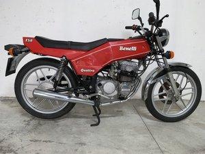 Benelli 250 4