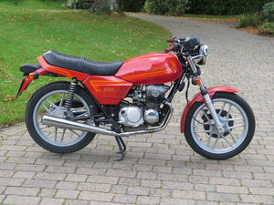Picture of Lot 107 - A 1983 Benelli 304 - 28/10/2020 SOLD by Auction