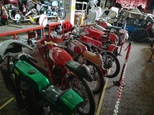 Ducati, Malanca, Itom, Morini, Milani, Laverda, Maserati,