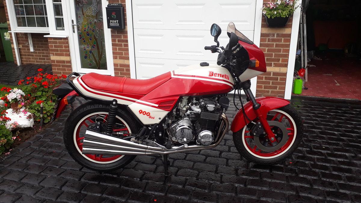 1989 Benelli 900 sei For Sale (picture 1 of 6)