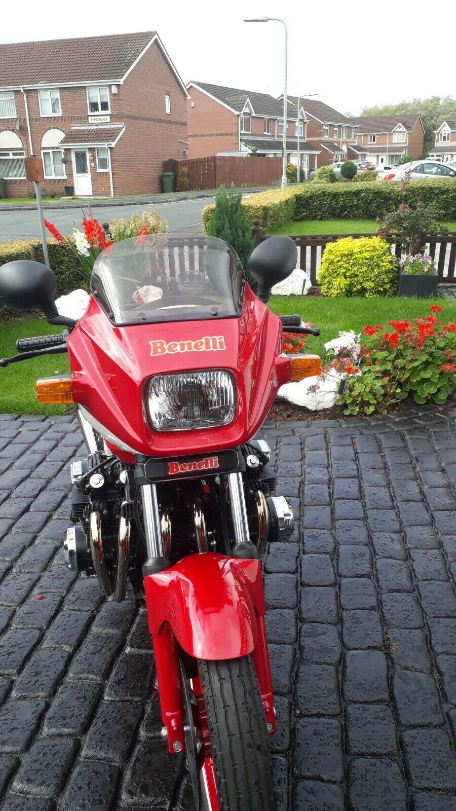 1989 Benelli 900 sei For Sale (picture 4 of 6)