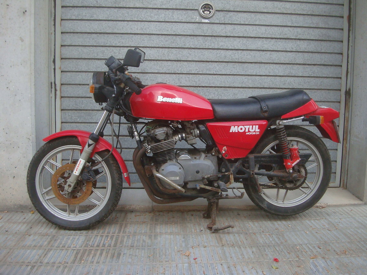 1983 Benelli 654 Sport For Sale (picture 1 of 6)