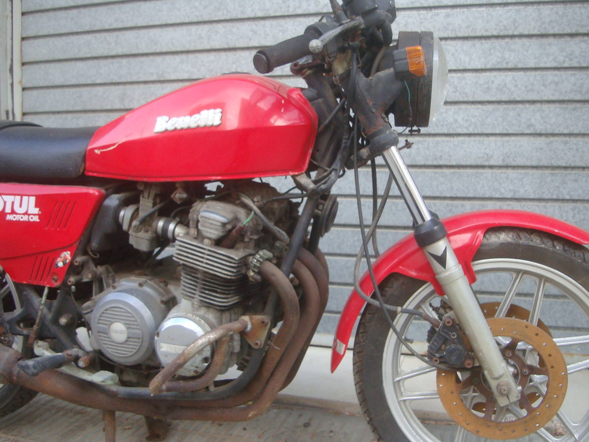 1983 Benelli 654 Sport For Sale (picture 3 of 6)