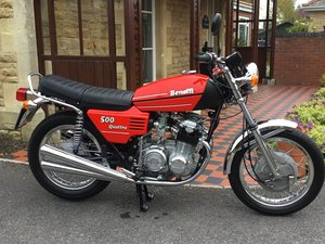 Picture of 1977 Benelli 500 Quattro, Full Restoration, awesome For Sale