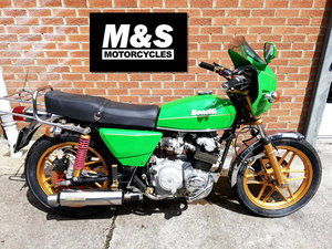 Picture of 1981 Benelli 654 Quattro For Sale