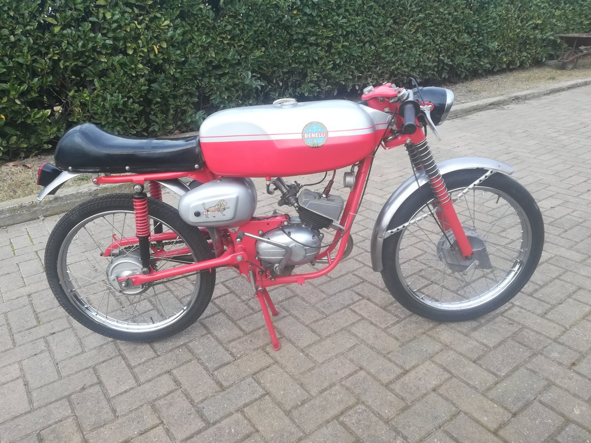 1970 Bike benelli 4 speed For Sale (picture 1 of 4)