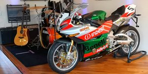 Picture of 2001 Benelli Tornado LE GODDARD for sale - 1 of 10 For Sale