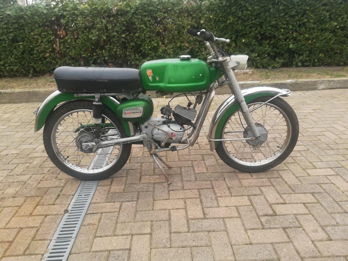 1970 MOTOBI AMERICA 50 CC For Sale (picture 3 of 5)