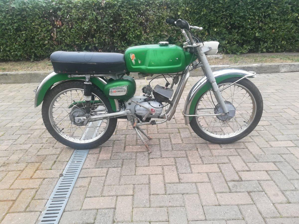 1970 MOTOBI AMERICA 50 CC For Sale (picture 4 of 5)