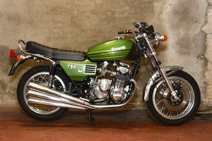 Picture of 1979 Benelli 750 Sei For Sale by Auction