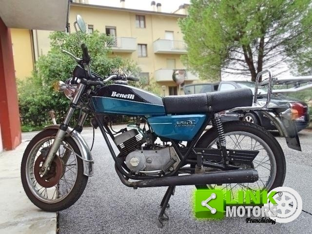 1976 BENELLI 125 2C For Sale (picture 4 of 6)