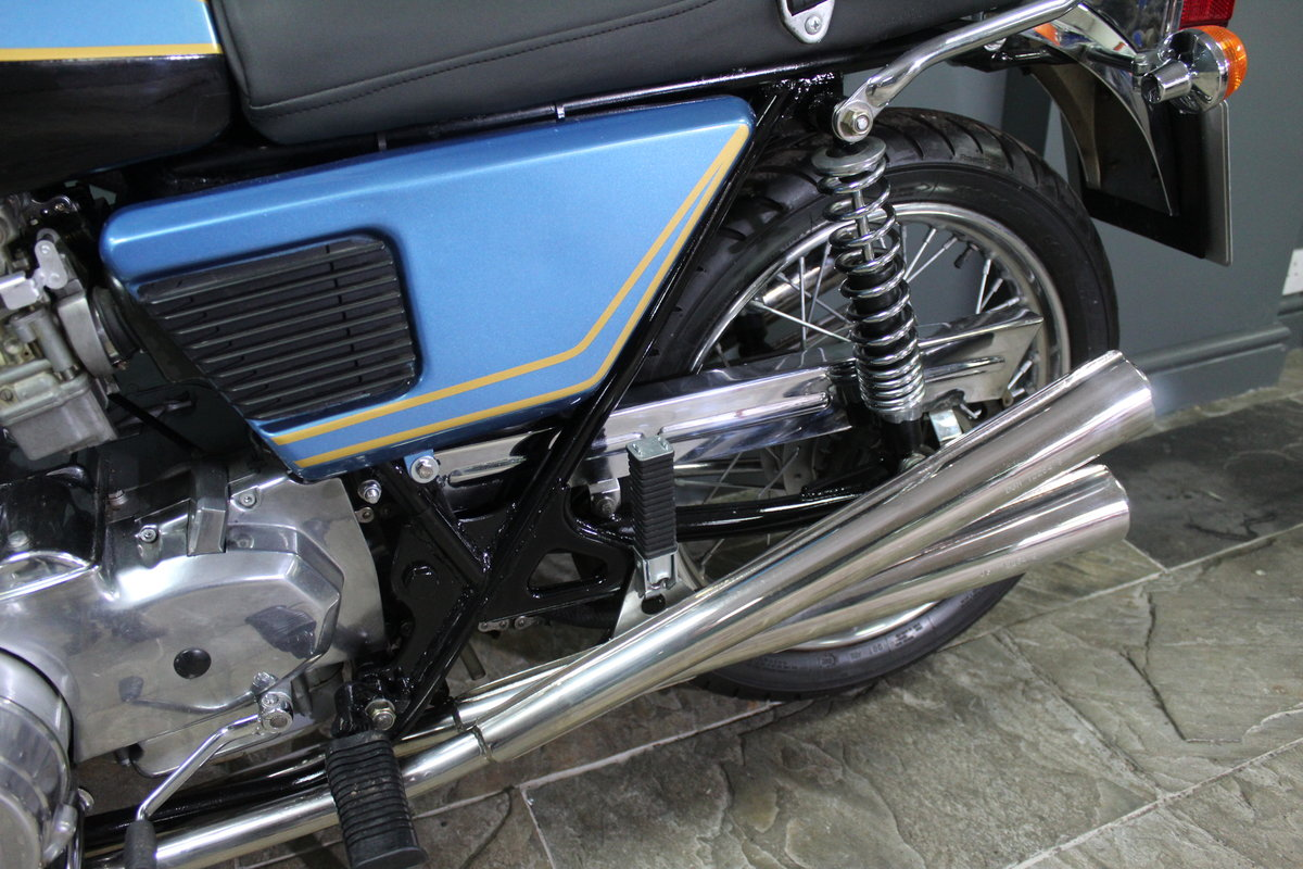 1977 Benelli Quattro Four Cylinder 500 cc  BEAUTIFUL For Sale (picture 2 of 19)