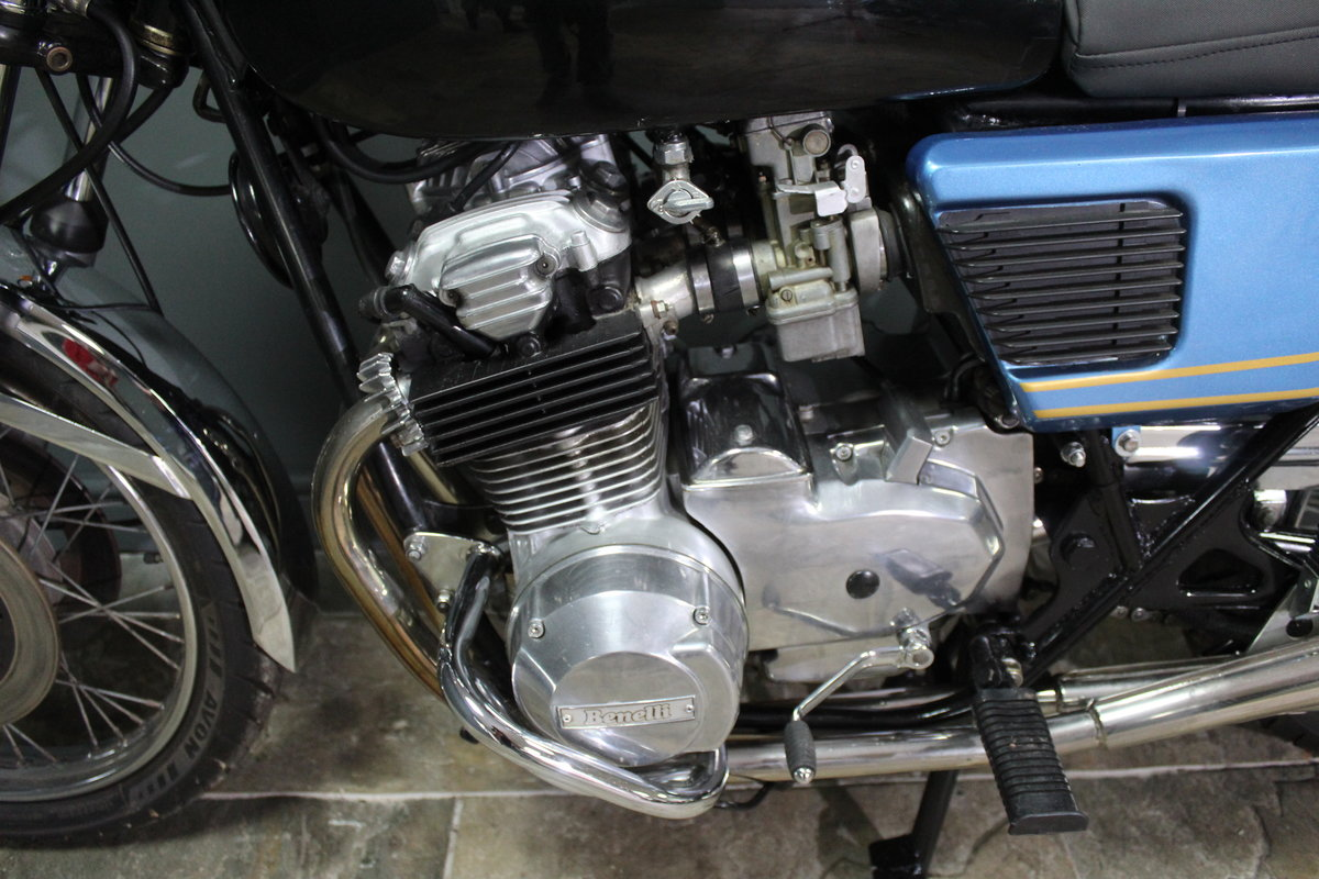 1977 Benelli Quattro Four Cylinder 500 cc  BEAUTIFUL For Sale (picture 3 of 19)