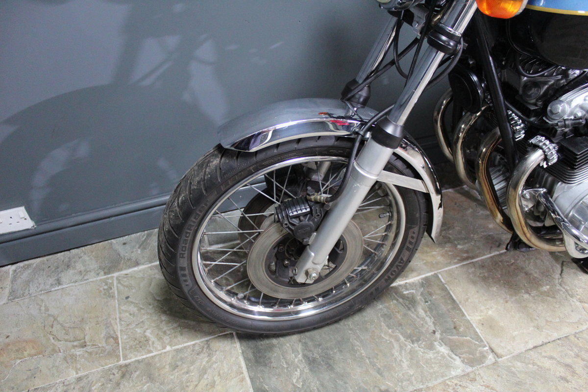 1977 Benelli Quattro Four Cylinder 500 cc  BEAUTIFUL For Sale (picture 4 of 19)