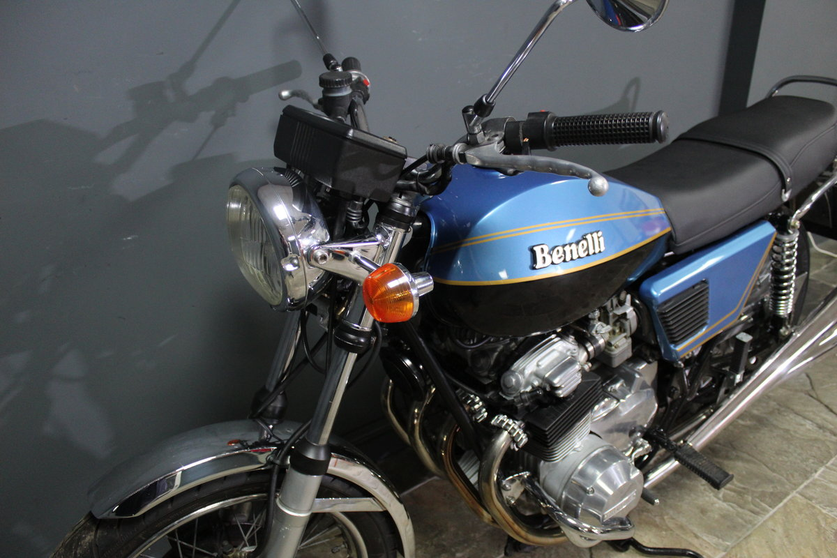 1977 Benelli Quattro Four Cylinder 500 cc  BEAUTIFUL For Sale (picture 5 of 19)