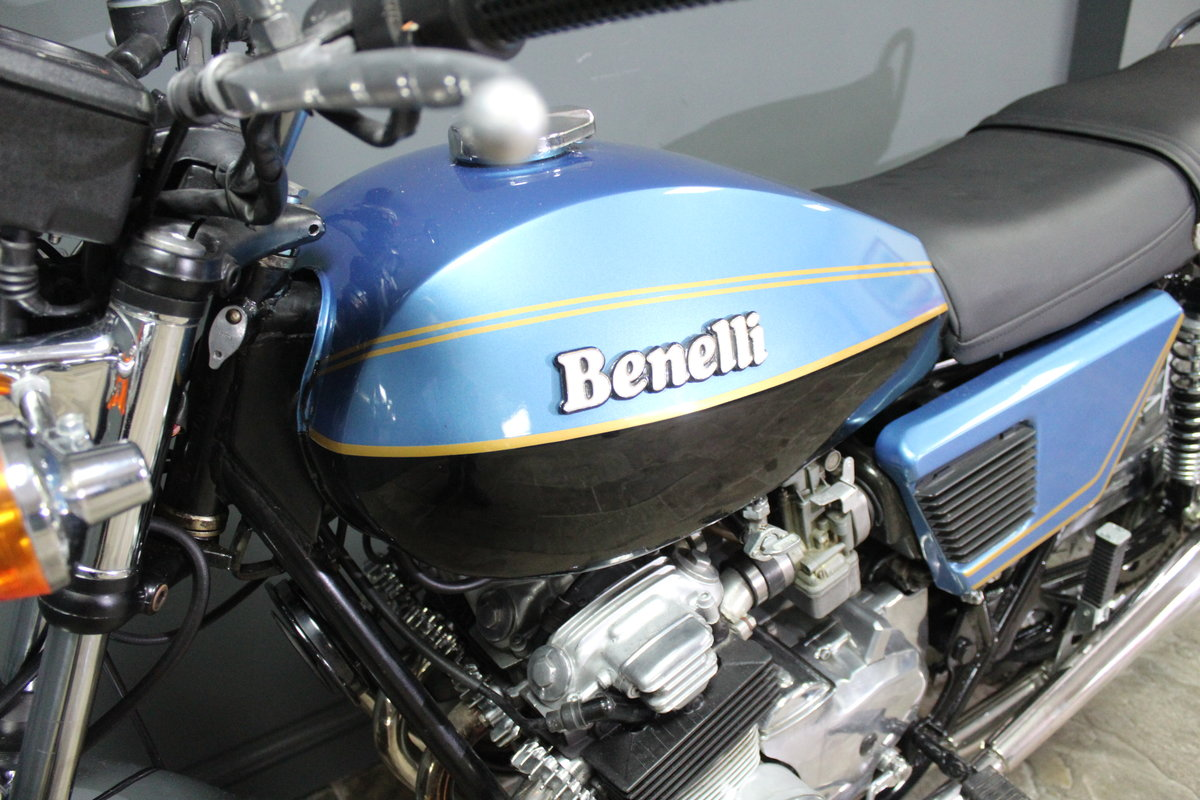 1977 Benelli Quattro Four Cylinder 500 cc  BEAUTIFUL For Sale (picture 6 of 19)