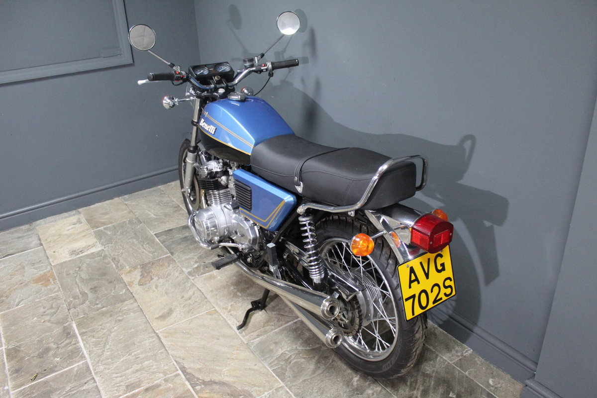 1977 Benelli Quattro Four Cylinder 500 cc  BEAUTIFUL For Sale (picture 7 of 19)