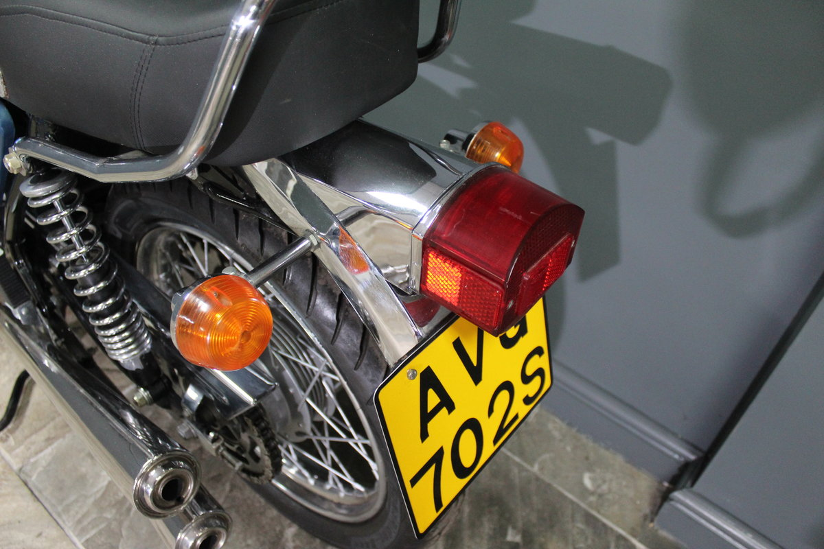 1977 Benelli Quattro Four Cylinder 500 cc  BEAUTIFUL For Sale (picture 9 of 19)