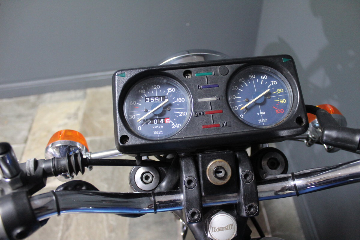 1977 Benelli Quattro Four Cylinder 500 cc  BEAUTIFUL For Sale (picture 11 of 19)