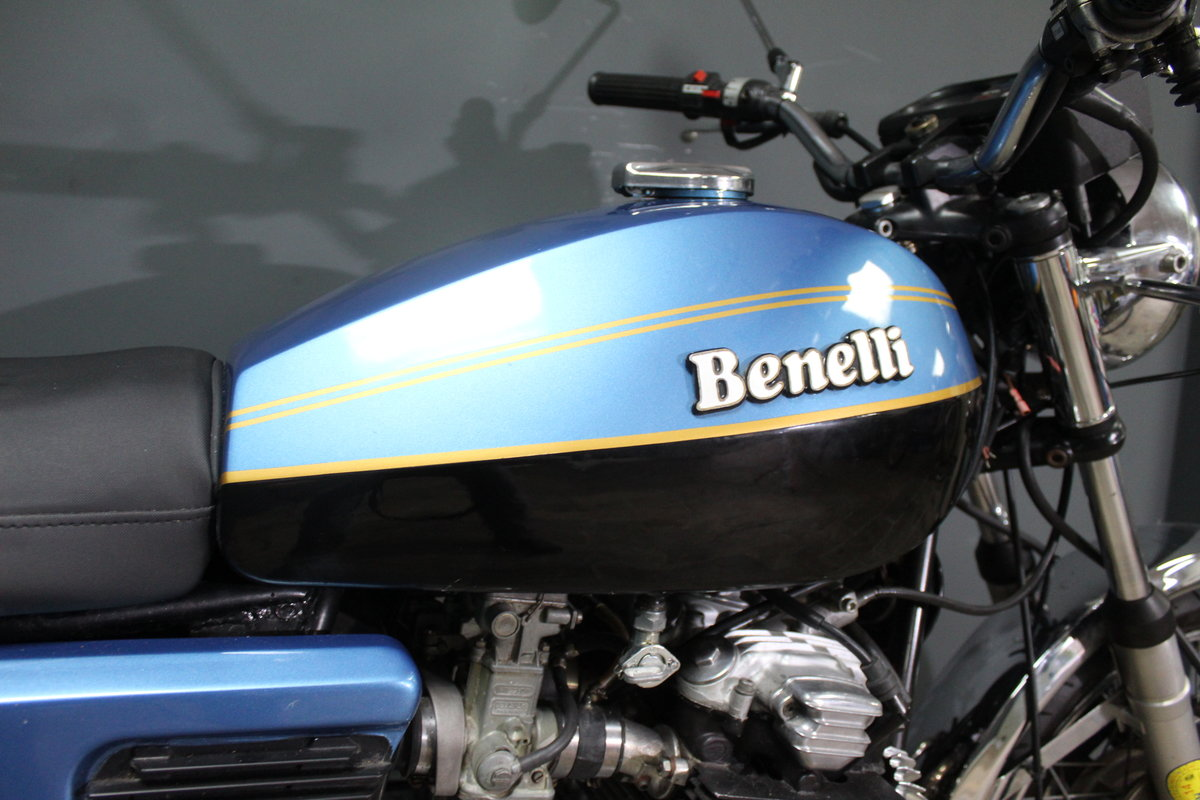1977 Benelli Quattro Four Cylinder 500 cc  BEAUTIFUL For Sale (picture 13 of 19)