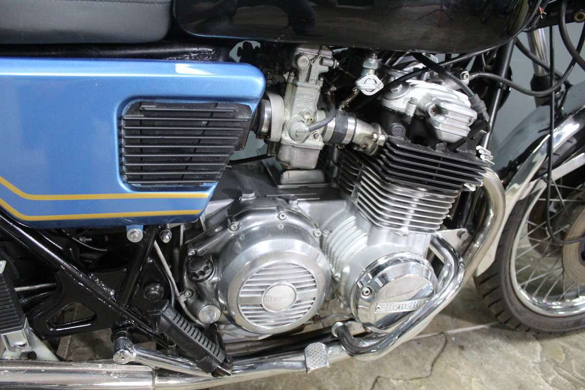 1977 Benelli Quattro Four Cylinder 500 cc  BEAUTIFUL For Sale (picture 14 of 19)