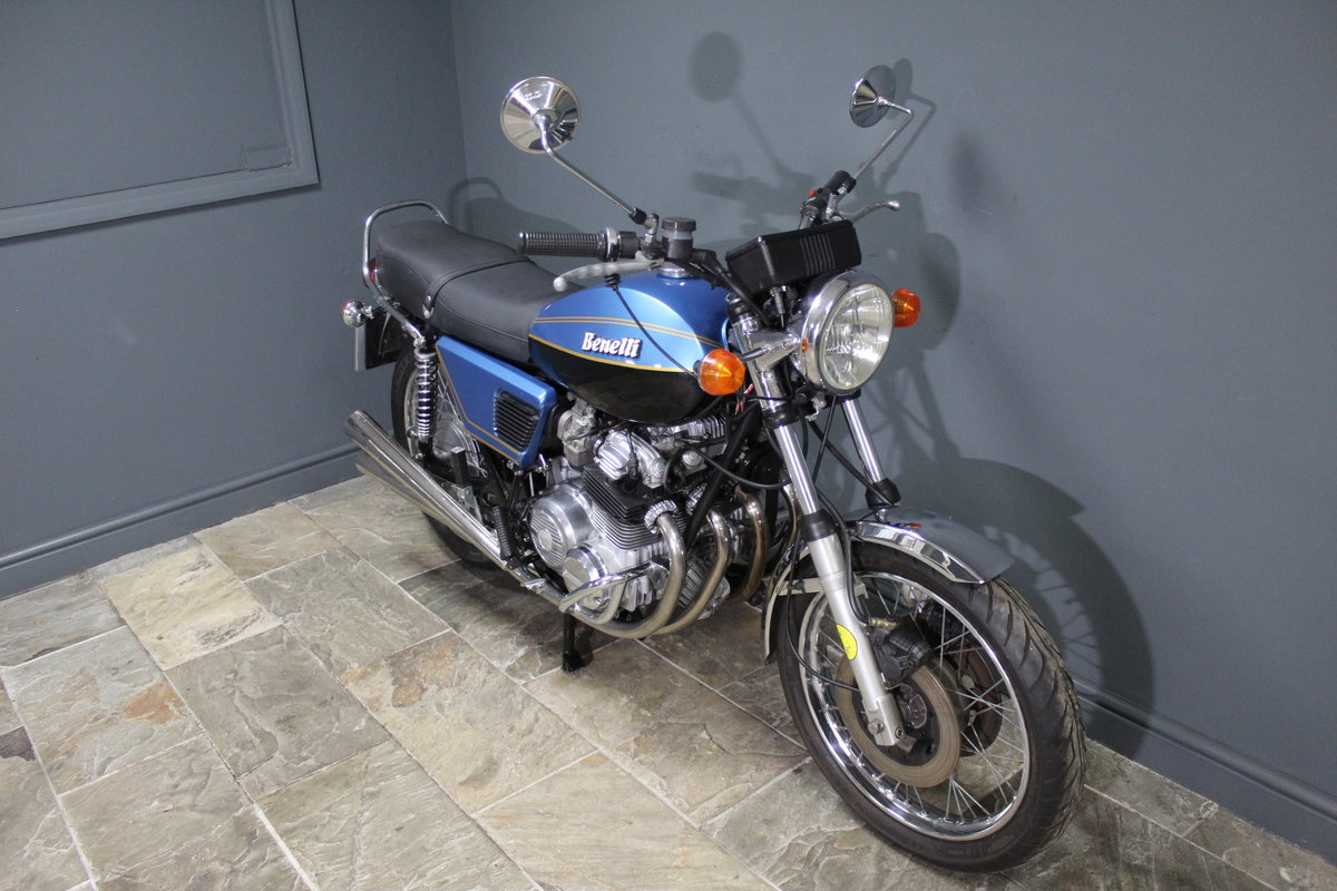 1977 Benelli Quattro Four Cylinder 500 cc  BEAUTIFUL For Sale (picture 16 of 19)