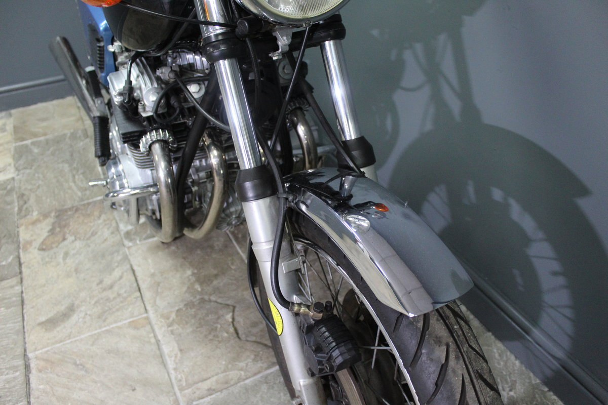 1977 Benelli Quattro Four Cylinder 500 cc  BEAUTIFUL For Sale (picture 17 of 19)