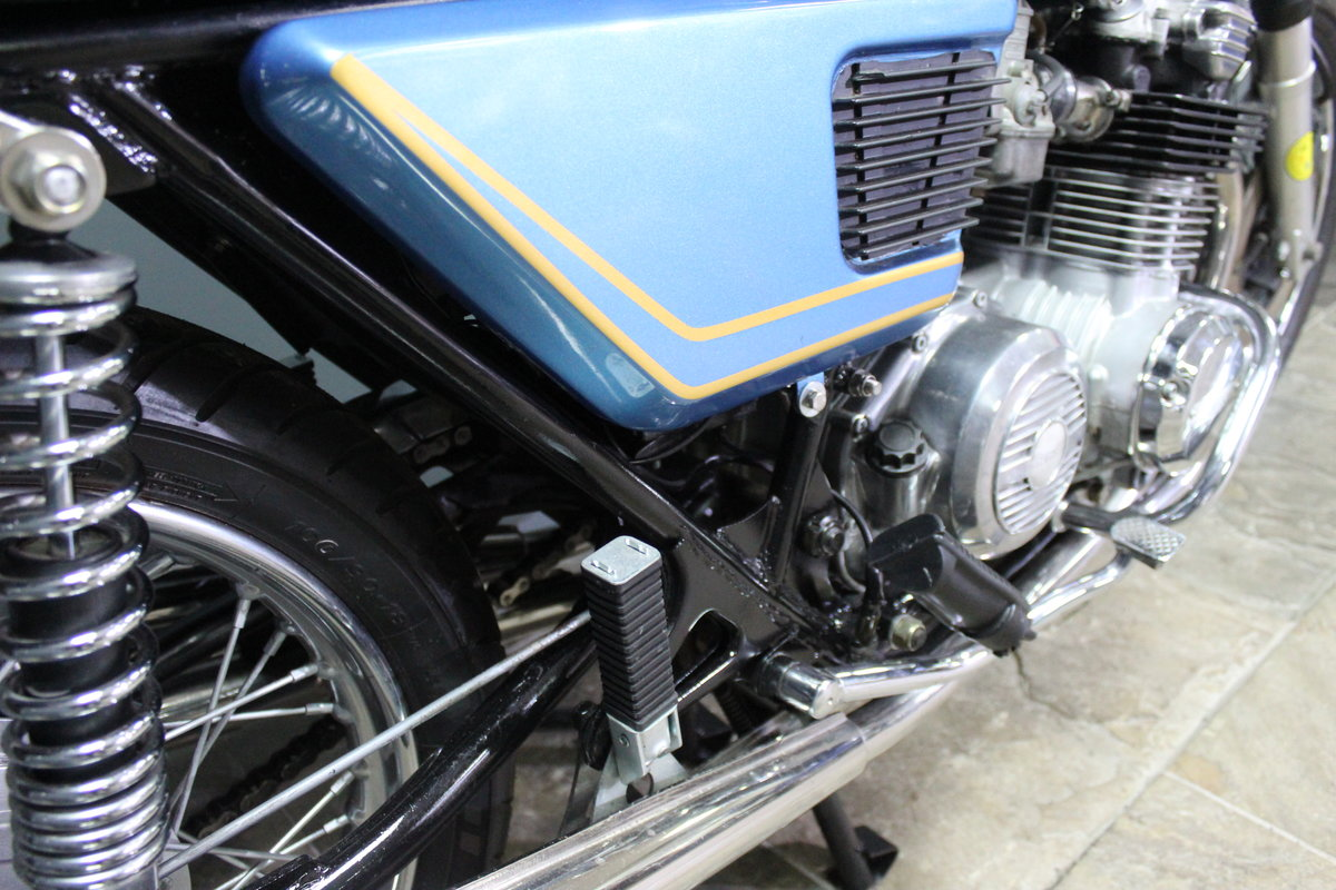 1977 Benelli Quattro Four Cylinder 500 cc  BEAUTIFUL For Sale (picture 18 of 19)