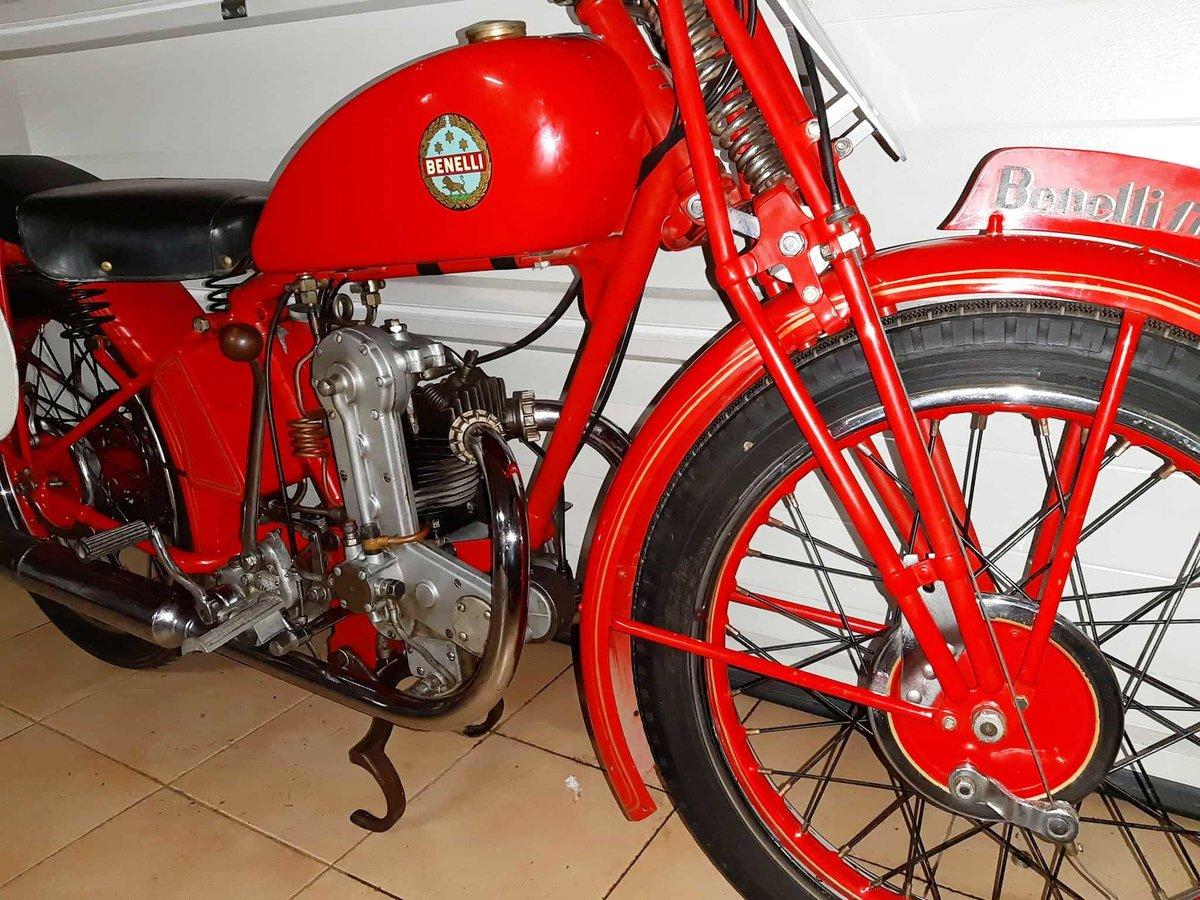 1934 Benelli 175 monoalbero corsa For Sale (picture 6 of 10)