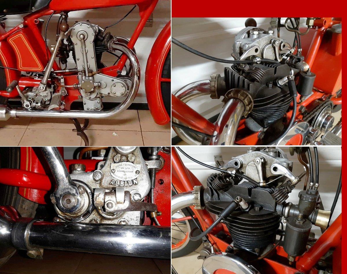 1934 Benelli 175 monoalbero corsa For Sale (picture 7 of 10)