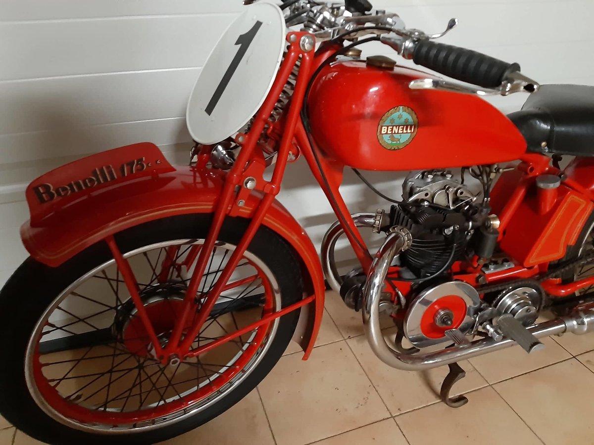 1934 Benelli 175 monoalbero corsa For Sale (picture 8 of 10)