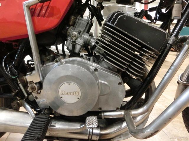 BENELLI 250 2C FD - 1978 For Sale (picture 8 of 12)