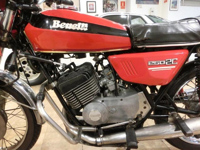 BENELLI 250 2C FD - 1978 For Sale (picture 11 of 12)
