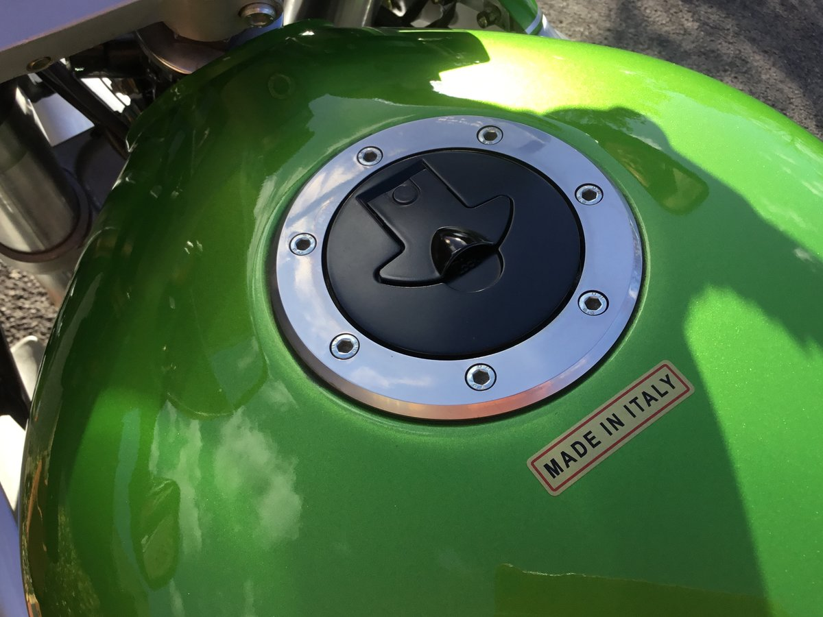 1989 BENELLI 900 SEI. COTINI RACING,ONE OFF SPECIAL For Sale (picture 5 of 12)