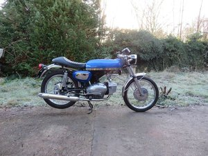 Picture of 1973 Benelli 250 Sport Special Lot 639 For Sale by Auction