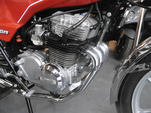 1979 Benelli 250 Quattro Full restoration  SOLD (picture 2 of 6)