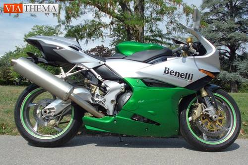 2003 Benelli Tornado Novecento Tre For Sale (picture 1 of 6)