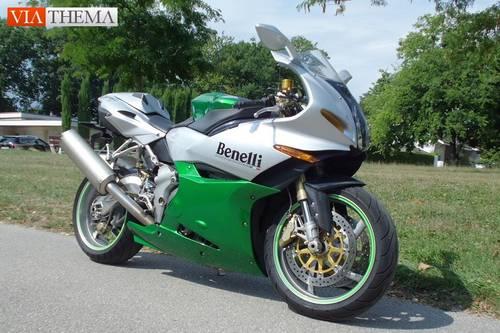 2003 Benelli Tornado Novecento Tre For Sale (picture 2 of 6)