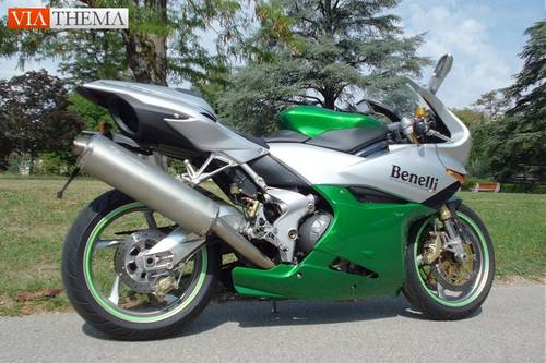 2003 Benelli Tornado Novecento Tre For Sale (picture 3 of 6)