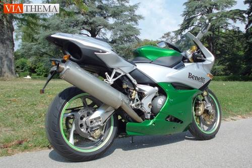 2003 Benelli Tornado Novecento Tre For Sale (picture 4 of 6)