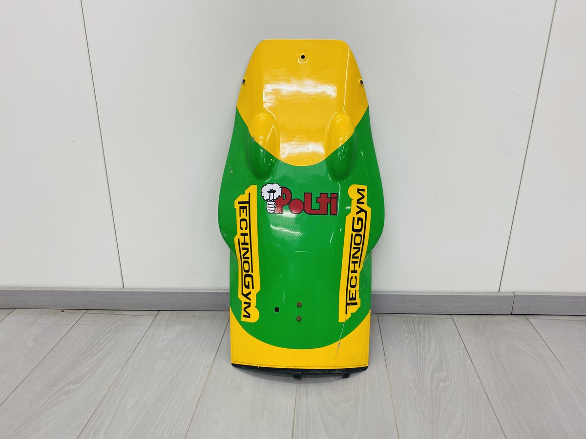 1993 Benetton B193 front nose Michael Schumacher For Sale (picture 1 of 6)