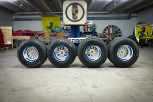 Picture of 1995 Benetton B195 Wheel SET For Sale