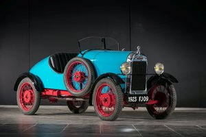 1923 Benjamin type C Biplace Sport - No reserve For Sale by Auction
