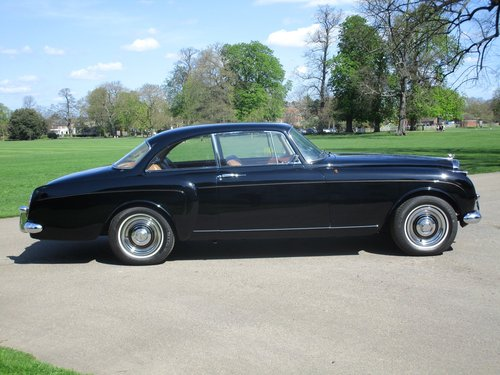 1961 Bentley S2 Continental Coupe by H.J.Mulliner For Sale (picture 1 of 1)